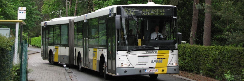 De Lijn openbaar vervoer
