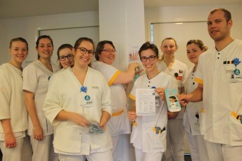 Ziekenhuishygiëne medewerkers